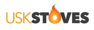 Usk Stoves logo