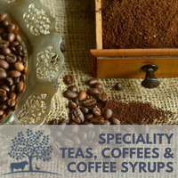 Farm Shop Block Teas & Coffees Farm Shop page
